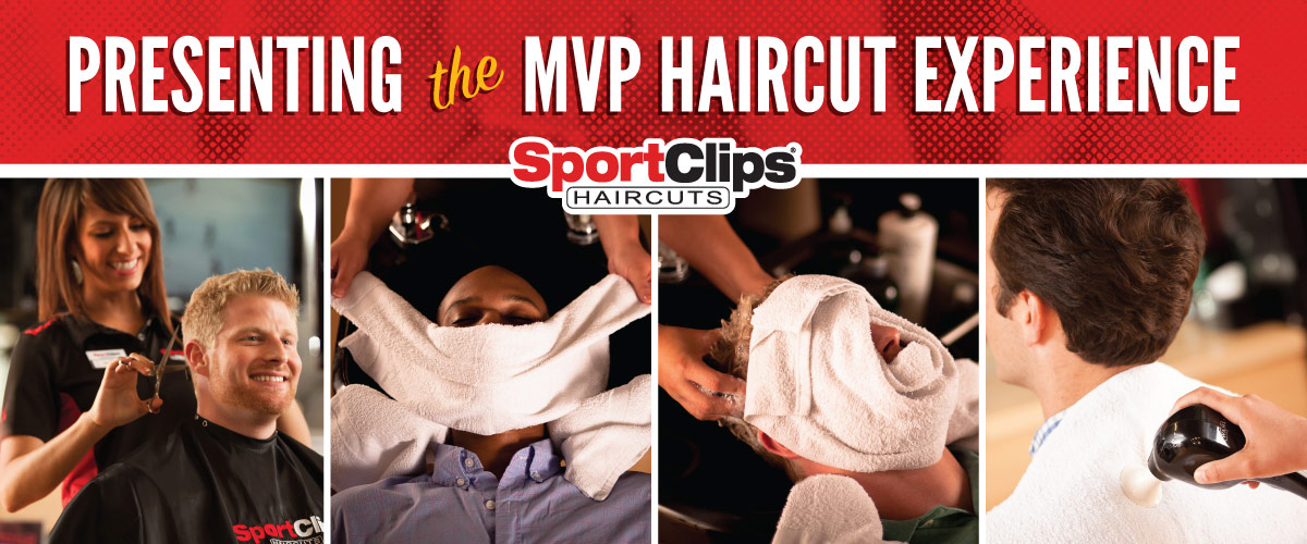 The Sport Clips Haircuts of Columbus MVP Haircut Experience